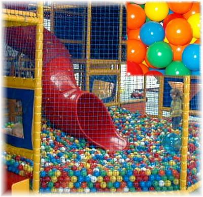 EURO-MATIC Balls 500 Pit Balls, 75 mm