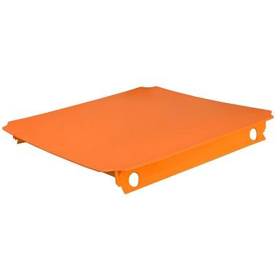 Moveandstic panel 40x40 cm, orange