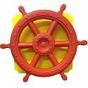 Moveandstic pannel 40x40 cm incl. XL pirate steering wheel, color can be chosen