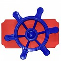 Moveandstic panel 20x40 cm, pirate steeling wheel incl., colors can be chosen