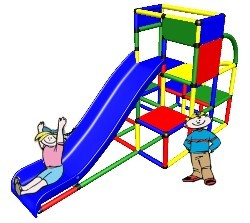 Moveandstic - Tower and Slide