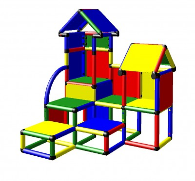 Moveandstic - Climbing Tower for Toddlers