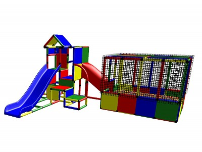 Moveandstic - Play Tower with Ball Pool and Slide