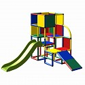 Moveandstic Julian - play tower with slide and toddlers slide