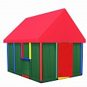 Moveandstic play house family 165 x 144 x 152 cm