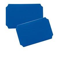 Moveandstic panel 20x40 cm, blue, Set of 2