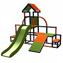 Moveandstic Charlin - adventure playground Charlin tower with slide and ramp