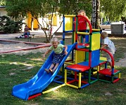 Moveandstic Slide Tower Playground