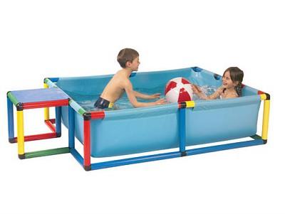 Moveandstic Pool large, 165x125 cm
