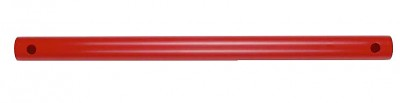 Moveandstic tube 75 cm, red